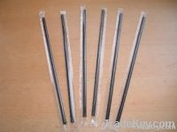 Individual oppfilm wrapped straws