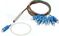 Micro-sealing PLC Splitter
