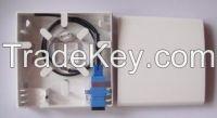 Fiber socket/Fiber Face Plate