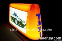 ZHD-TAXI Illuminated taxi top led display