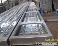 Scaffolding Steel Plank(Outer Stiffener)