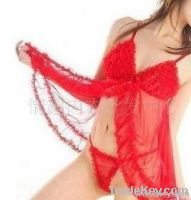 2012 new fashion sexy costume babydoll underwear sexy lingerie