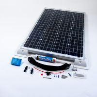 Free standing solar kits 80w