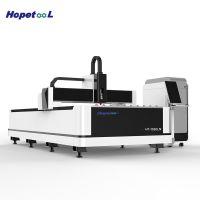 Raycus/IPG metal Fiber laser cutting machine price 1530