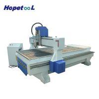 Vacuum table wood cnc router machine 1325