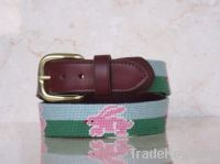 Needlepoint Belts For Kids