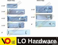 Staple Hasp & Swivel Hasp