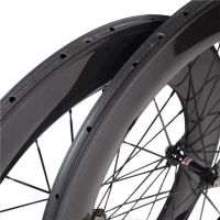 2014 hand-built,lightweight and cheap China 88 clincher carbon fiber wheelsets for roar bicycle racing and cycling