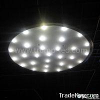 2012 newest design round flat ceiling led light
