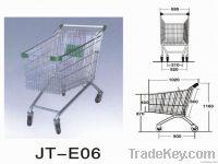 shopping trolley, shopping cart