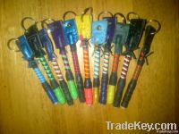 Racing Whip Keychain stock