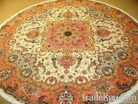 pure handmade silk carpet