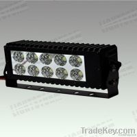 Super Powerful 30/36/54/72W LED Light Bar Off Road Driving Light for C