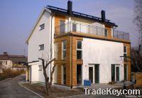 Prefabricated/element houses