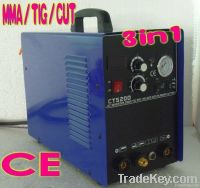Inverter DC 200A ARC/TIG welder 50A  PLASMA CUTTER /welding machine
