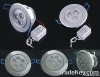 Dimmalbe LED ceiling lights (3/5/7W)
