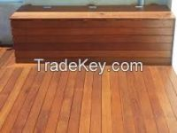 Bangkirai timber sawn sizes