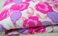 Microfiber Fleece Blanket