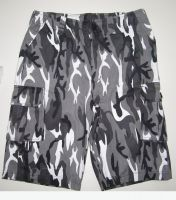 Commando 6 pocket short