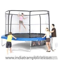 We are INDIA's largest trampoline supplier.
