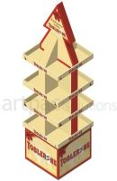 POP Display for Chocolate, Confectionery, Candies
