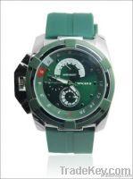 men Silicone Watches