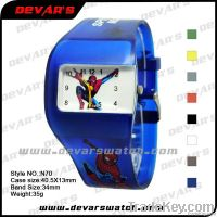 kids watches with cartoon Characters