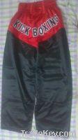kickboxing trouser