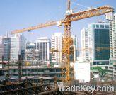 Top kit tower crane SCM-M900