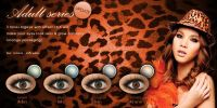 Cosmetic Big Eye Contact Lens - Adult Series