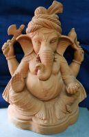 Terracotta Ganesha