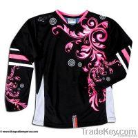 Custom Sublimated hockey jersey