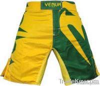 Sublimated MMA shorts