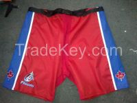 Hockey pant shells