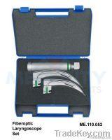 Fiber Optic MacIntosh Laryngoscopes