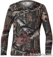 Long Sleeves Printed Jersey