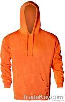 Orange Hoodie