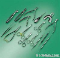 Dental Instruments, Equipments