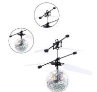 Heli Ball Infrared Ray Interaction Mini Craft Flying Ball