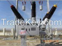 Dead Tank Gas Circuit Breaker And Circuit Breaker