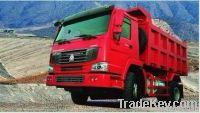 HOWO 4x2 dump truck(266hp)
