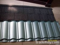 stone metal roof tile