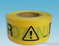 pvc insulative warning tape forEnvironmental