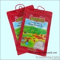 plastice rice bags