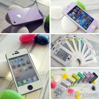 Color protector for mobile phone