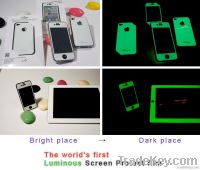 Luminouscolor  protector for mobile phone