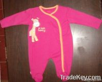 Lovely style Baby rompers