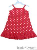 braces skirt for baby girl