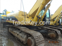 used CAT 330C excavator,used caterpillar crawler excavator