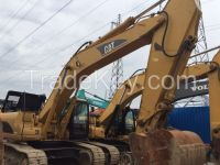 Used Good Sale 330C CAT Excavator,Road Roller CATERPILLAR 330C Excavator
